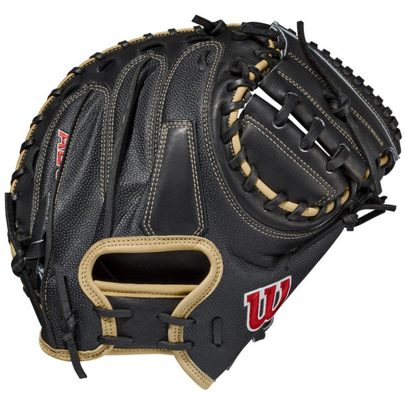 "Wilson A2000 M1DSS 33.5"" SuperSkin Baseball Catcher's Mitt: WBW100114335"