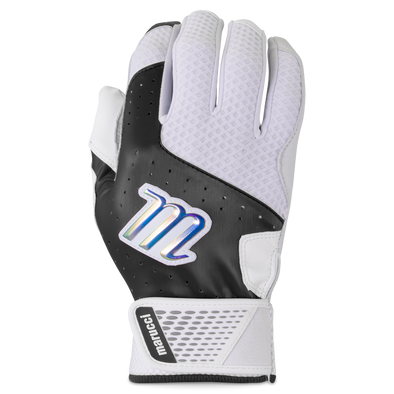 Marucci Crest Adult Batting Gloves: MBGCRST