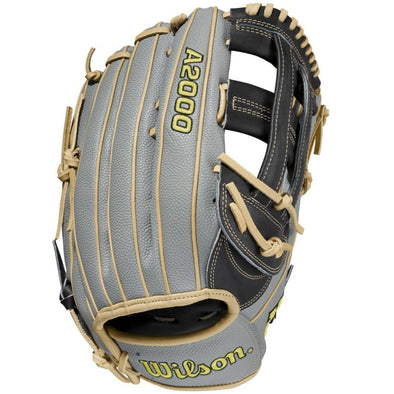 "Wilson A2000 1799SS 12.75"" SuperSkin Baseball Glove: WBW1001121275"