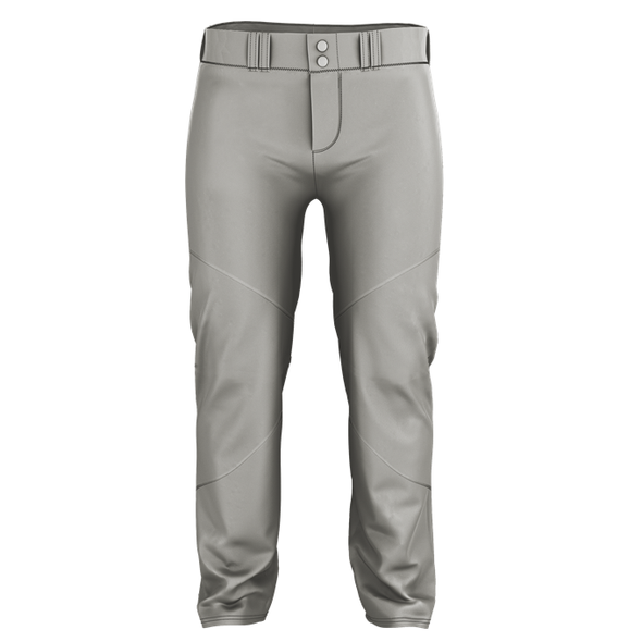 Alleson Adult Crush Open Bottom Baseball Pants: 655WLP
