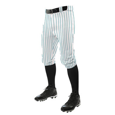 LeTrell Youth Pro Pinstripe Knicker Baseball Pants: P965-2Y