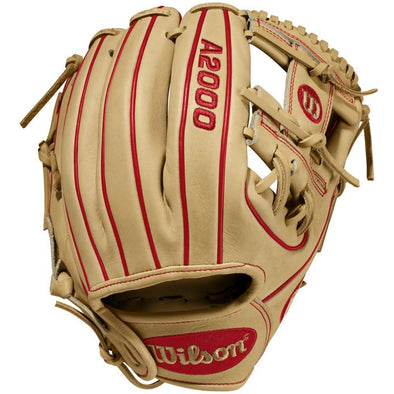 "Wilson A2000 DP15 11.5"" Baseball Glove: WTA20RB20DP15"