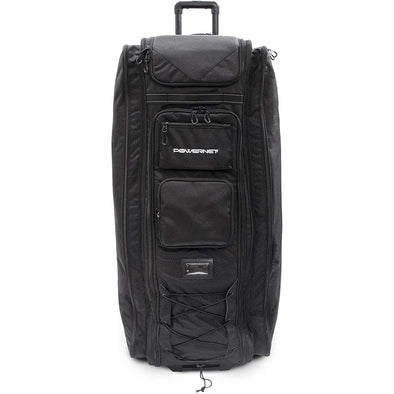 PowerNet All Gear Transporter Equipment Bag: B007-BK