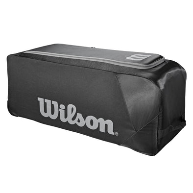 Wilson Team Gear Wheeled Equipment Bag: WTA9710BL