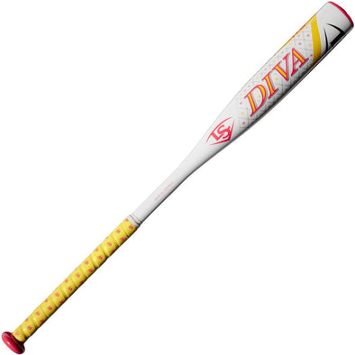 2018 Louisville Slugger Diva -11.5 Fastpitch Softball Bat:  WTLFPDV18A115 USED