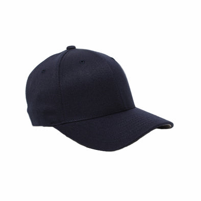 Pacific Headwear Wool Flex Fit Umpire Hat: 801F