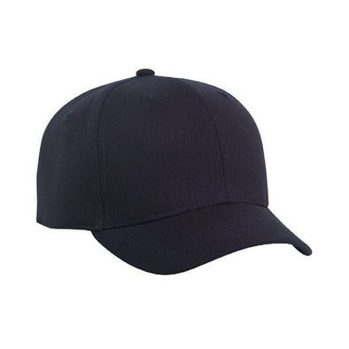 Pacific Headwear Wool Fitted Combo Umpire Hat: UN7 / 851U