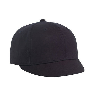 Pacific Headwear Wool Fitted Umpire Plate Hat: 852U