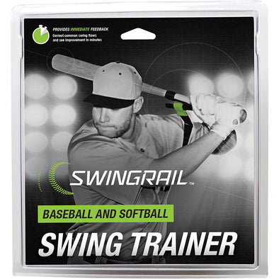 SwingRail Baseball / Softball Swing Trainer: SWINGRAIL