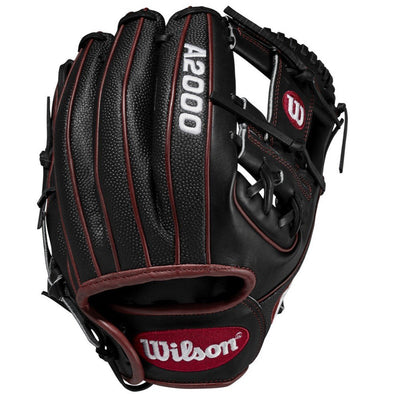 "Wilson A2000 DP15 SuperSkin 11.5"" Baseball Glove: WTA20RB20DP15SS"