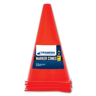 Champro Sports Training Cones (Set of 4): A130