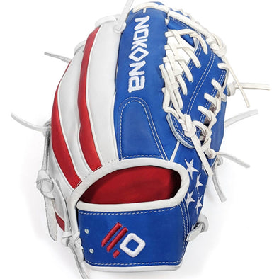 "Nokona SKN 11.5"" Limited Edition USA Baseball Glove: SKN-1150USA"