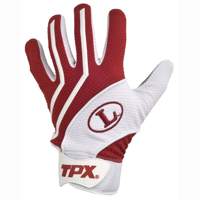 Louisville Slugger TPX Freestyle 1.0 Youth Batting Gloves: BG22W