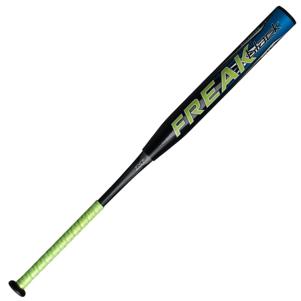 2016 Miken Freak Black Balanced NSA / USSSA Slowpitch Softball Bat: BLCKBU