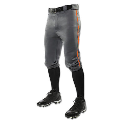 Champro Sports Youth Triple Crown Custom Knicker Baseball Pants with Piping: BP10Y-C
