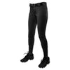 Champro Sports Women's Low Rise Tournament Fastpitch Softball Pants: BP11W