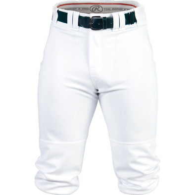 Rawlings Youth Premium Knee High Baseball Pants: YP150K