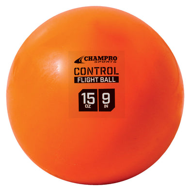 "Champro Sports 9"" Control Flight Hitting Ball (Individual Ball): CBB91"