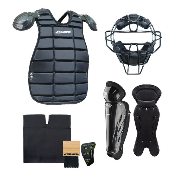 Champro Sports Umpire Starter Kit (Set of 6): CBSUSK