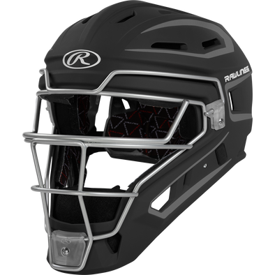 Rawlings Velo 2.0 Hockey Style Catcher's Helmet: CHV27