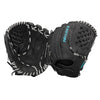 "Easton Core Pro 12.5"" Fastpitch Glove: COREFP1250BKGY"