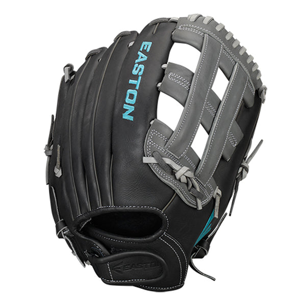 "Easton Core Pro 13"" Fastpitch Glove: COREFP1300BKGY"
