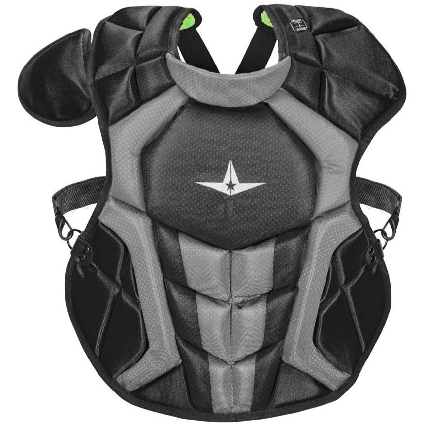 All Star System7 Axis Catchers Chest Protector Cpcc912s7x Cpcc1216s7x Cpcc40pro