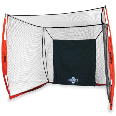 Bownet 8' Hitting Cube Training Net: BOW-8' CUBE