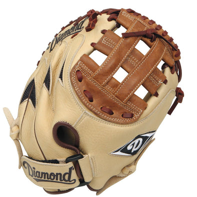 "Diamond F315 31.5"" Faspitch Catcher's Mitt: DCM-F315"