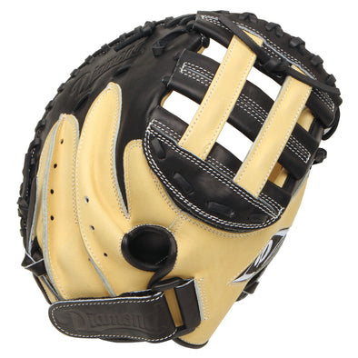 "Diamond iX3 Fi325 32.5"" Fastpitch Catcher's Mitt: DCM-iX3 Fi325 CR/B"