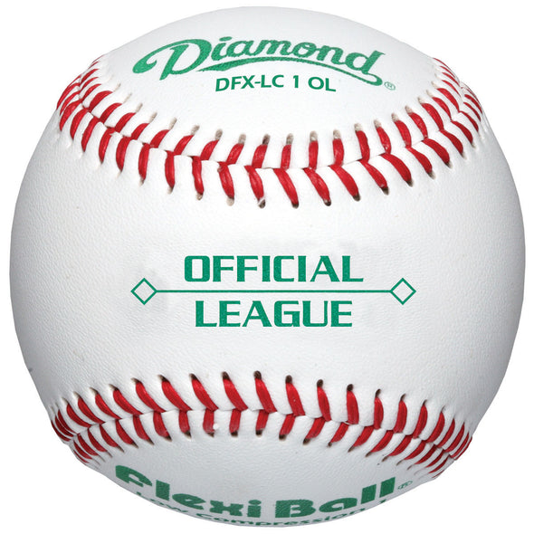 Diamond LC1 FlexiBall Official League Baseballs (Dozen): DFX-LC1