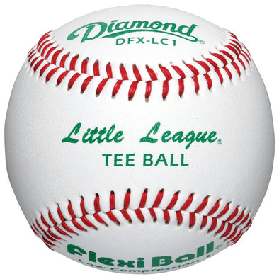 Diamond LC1 FlexiBall Little League Baseballs (Dozen): DFX-LC1 LL
