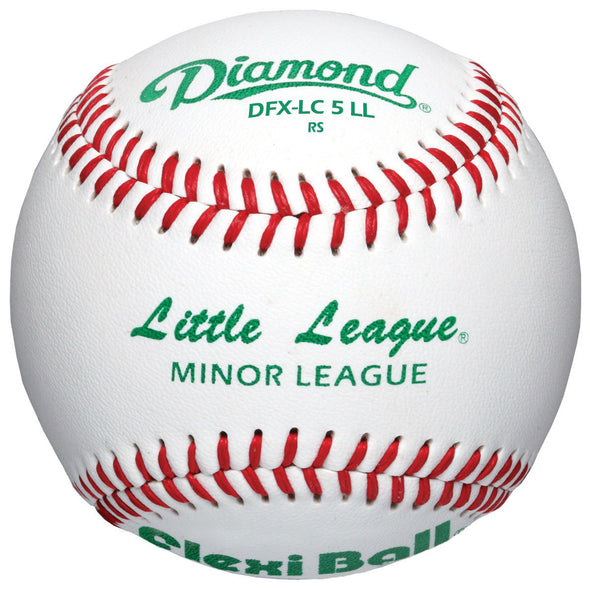 Diamond LC5 FlexiBall Little League Baseballs: DFX-LC5 LL