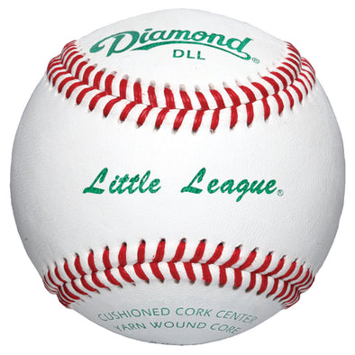 Diamond DLL Little League Tournament Baseballs: DLL