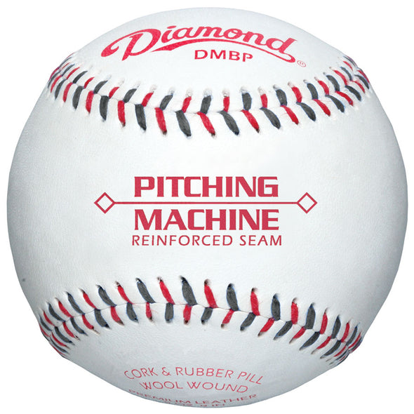 Diamond Machine Batting Practice Baseballs: DMBP