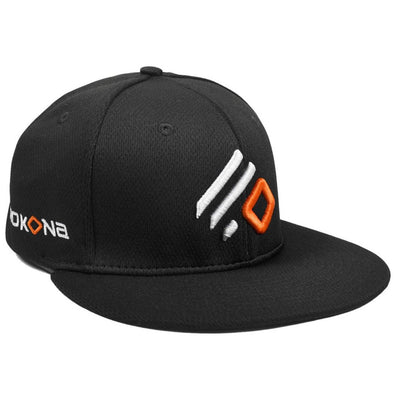 Nokona Diamond Logo Flex Fit Hat: PTS40C-B