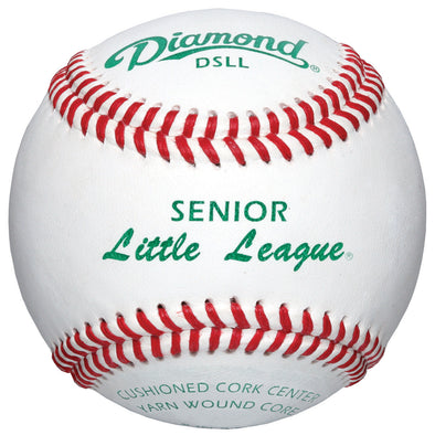 Diamond DSLL Senior Little League Tournament Baseballs: DSLL
