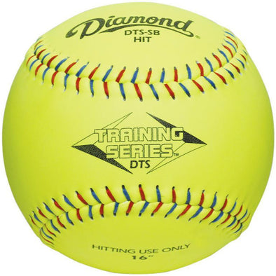 "Diamond 16"" Oversized Hitting Softball: DTS-SB HIT"