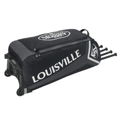 Louisville Slugger Series 7 Ton Wheeled Equipment Bag: EBS7TN6