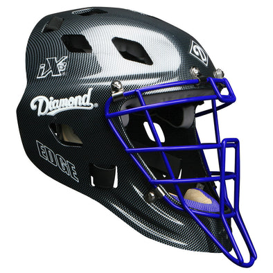 Diamond iX3 Series Hockey Style Catcher's Helmet: DCH-EDGE iX3