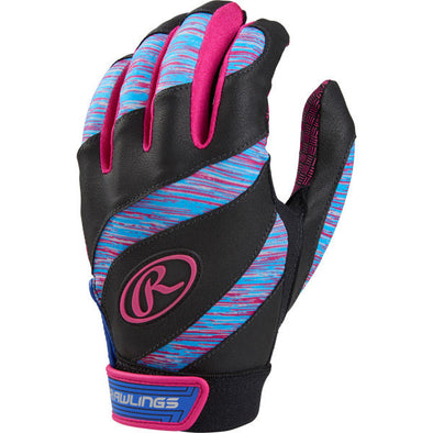 Rawlings Women's Eclipse Softball Batting Gloves: FPEBG