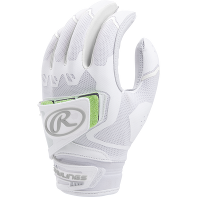 Rawlings Workhorse Women's Batting Gloves: FPWPBG