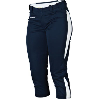 Worth Girl's FPEX Insert Plush Fastpitch Softball Pants: FPXIPG