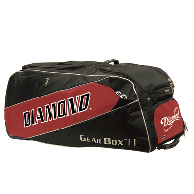 Diamond Diesel Gear Box II Wheeled Catcher's Bag: GBOX II