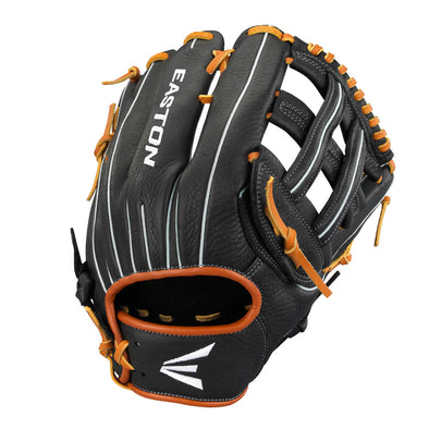 "Easton Game Day 12.75"" Baseball Glove: GMDY 1275BKTN"