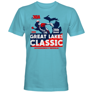 2019 NSA Great Lakes Classic Fastpitch Tournament T-Shirt