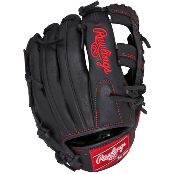 "Rawlings Gamer Pro Taper 11"" Baseball Glove: GYPT1-1B"