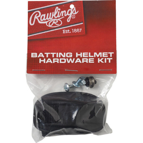 Rawlings Coolflo Batting Helmet Replacement Hardware Kit: HDKTC