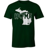 DSG Apparel Home (Michigan) T-Shirt: GD-HOME-MI