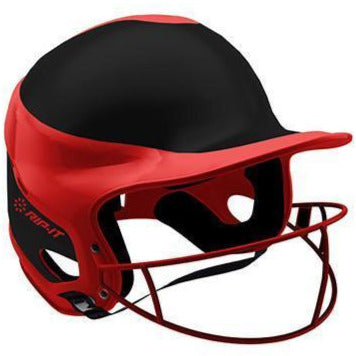 Rip It Vision Pro Away Fastpitch Softball Batting Helmet with Mask: VISN